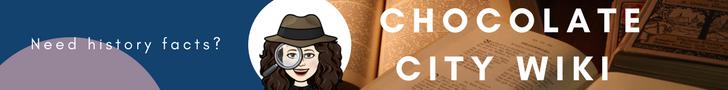 Chocolate city wiki ad banner